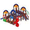 Детский игровой комплекс «Космопорт» ДИК 2.14.02 H=750 H=1200 H=2000, фото 3