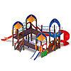Детский игровой комплекс «Космопорт» ДИК 2.14.02 H=750 H=1200 H=2000, фото 4