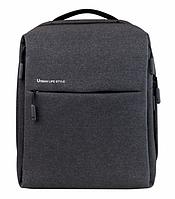 Mi minimalist urban Backpack Темно-серый