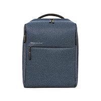 Mi minimalist urban Backpack Темно-синий