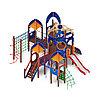 Детский игровой комплекс «Космопорт» ДИК 2.14.03 H=750 H=1200, фото 2