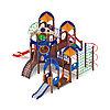 Детский игровой комплекс «Космопорт» ДИК 2.14.03 H=750 H=1200, фото 4