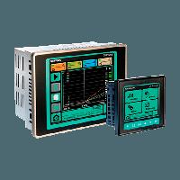 Программатор с графическими уставками, 4 зоны управления нагревом GF_PROMER