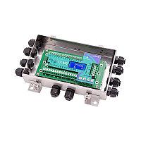 Настраиваемая соединительная коробка на 8 тензодатчиков веса CLM8