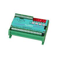 Аналого-цифровой преобразователь сигнала тензодатчика веса (RS485) TLS