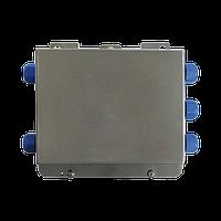 Плата выравнивания для 1-4 датчиков веса (4/6 проводные) установлена внутри корпуса IP67 из нержавеющей стали