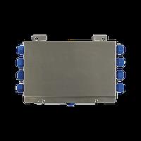 Плата выравнивания для 5-8 датчиков веса (4/6 проводные) установлена внутри корпуса IP67 из нержавеющей стали