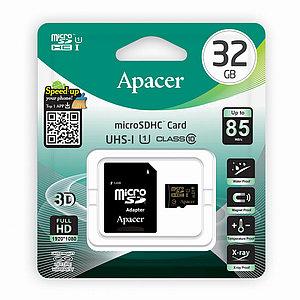 Карта памяти Apacer AP32GMCSH10U1-R 32GB