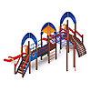 Детский игровой комплекс «Космопорт» ДИК 2.14.05 H=1200, фото 3