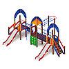 Детский игровой комплекс «Космопорт» ДИК 2.14.05 H=1200, фото 4