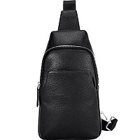 Сумка Xiaomi VLLICON Leather Chest Bag Black