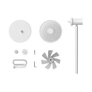Вентилятор напольный беспроводной Smartmi Standing Fan 2S (ZLBPLDS03ZM) Белый