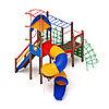 Детский игровой комплекс «Космопорт» ДИК 2.14.09 H=2000, фото 2