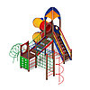 Детский игровой комплекс «Космопорт» ДИК 2.14.09 H=2000, фото 4