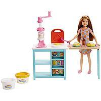 """Barbie: Игровой набор """"Завтрак со Стейси"""""""