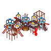 Детский игровой комплекс «Морской» ДИК 2.17.08 H=1200 H=2000, фото 3
