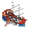 Детский игровой комплекс «Флагман» ДИК 2.03.3.03 H=1200 H=1500 H=2000, фото 4