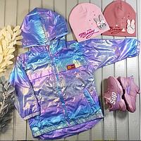 Куртка весенняя для девочки