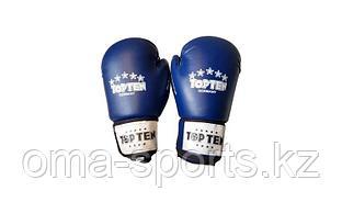 Перчатки боксерские кожа зам Взрослые