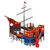 Детский игровой комплекс «Фрегат» ДИК 2.03.3.04 H=1500 H=2000, фото 2