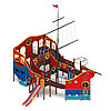 Детский игровой комплекс «Фрегат» ДИК 2.03.3.04 H=1500 H=2000, фото 4