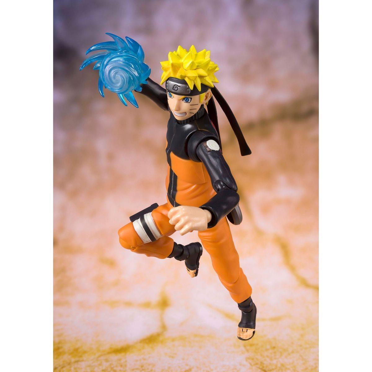 Оригинальная экшн-фигурка Bandai Figuarts Naruto - Наруто
