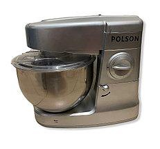 Планетарный миксер тестомес POLSON 7L, фото 2