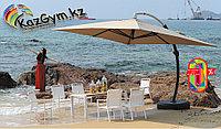 Зонт садовый Sanremo Lux (3.5х3.5) с подставкой, фото 1