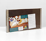 Домашняя когтеточка-лежанка для кошек, 50 × 25 (когтедралка)