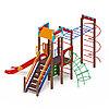 Детский игровой комплекс «Замок» ДИК 2.18.03-01 H=1500, фото 2