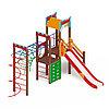 Детский игровой комплекс «Замок» ДИК 2.18.03-01 H=1500, фото 4