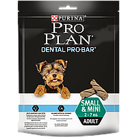 Pro Plan Dental Pro Bar, лакомство для собак мелких пород, 150 гр.