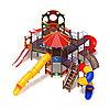 Детский Игровой комплекс «Карнавал ДИК 2.22.05 H=2000, H=1200, фото 2