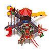 Детский Игровой комплекс «Карнавал ДИК 2.22.05 H=2000, H=1200, фото 4