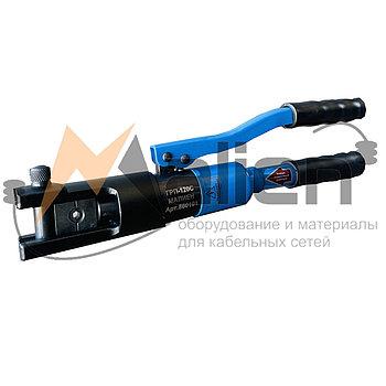 Пресс гидравлический ручной ГРП-120С с клапаном автоматического сброса давления МАЛИЕН