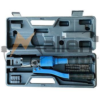 Пресс гидравлический ручной ГРП-240С с клапаном автоматического сброса давления МАЛИЕН