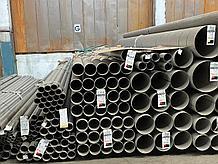 Трубы электросварные нержавеющие, сталь AISI 304, стандарт EN 10217-07 и DIN 11850 (EN 10357)