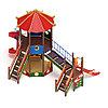 Детский Игровой комплекс «Карнавал ДИК 2.22.02 H=2000, H=1200, фото 3