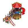 Детский Игровой комплекс «Карнавал ДИК 2.22.02 H=2000, H=1200, фото 4