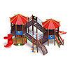 Детский Игровой комплекс «Карнавал ДИК 2.22.04 H=2000, H=1200, фото 3