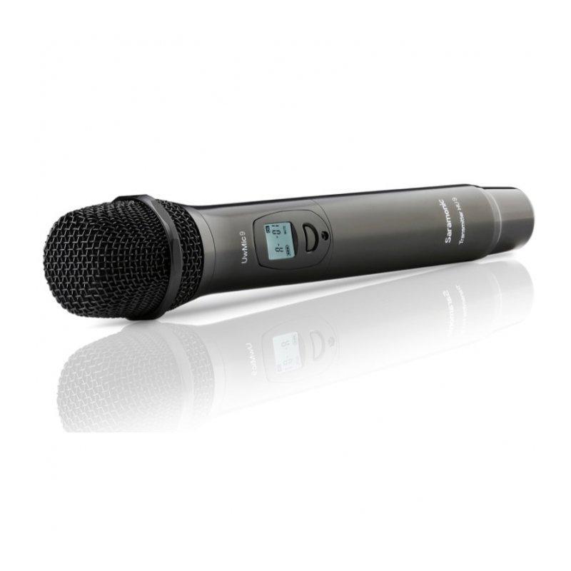 Микрофон Saramonic UwMic9 HU9 беспроводной (б/у)