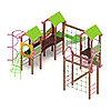 Детский игровой комплекс «Лукоморье» ДИК 2.25.07, фото 3