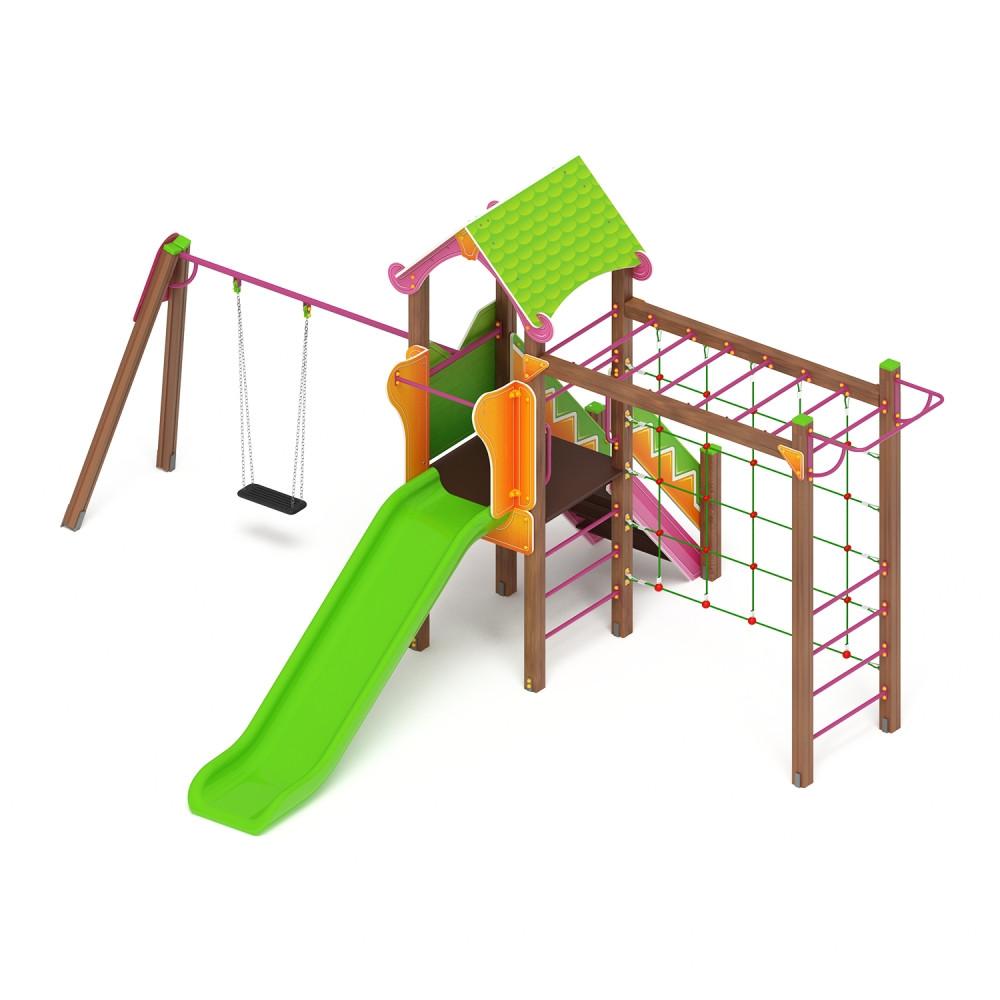 Детский игровой комплекс «Лукоморье» ДИК 2.25.03