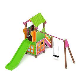 Детский игровой комплекс «Лукоморье» ДИК 2.25.02