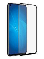 3D Защитное стекло для OPPO A52 Full screen tempered glass FULL GLUE черный