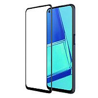 3D Защитное стекло для OPPO A72 Full screen tempered glass FULL GLUE черный