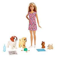 Barbie: Кукла Барби и щенки