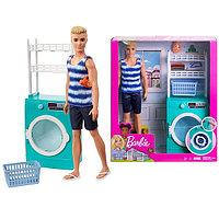 Barbie: Кукла Ken и набор мебели, 2 модели в асс.