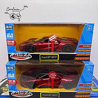 Коллекционные машинки Ford-GT