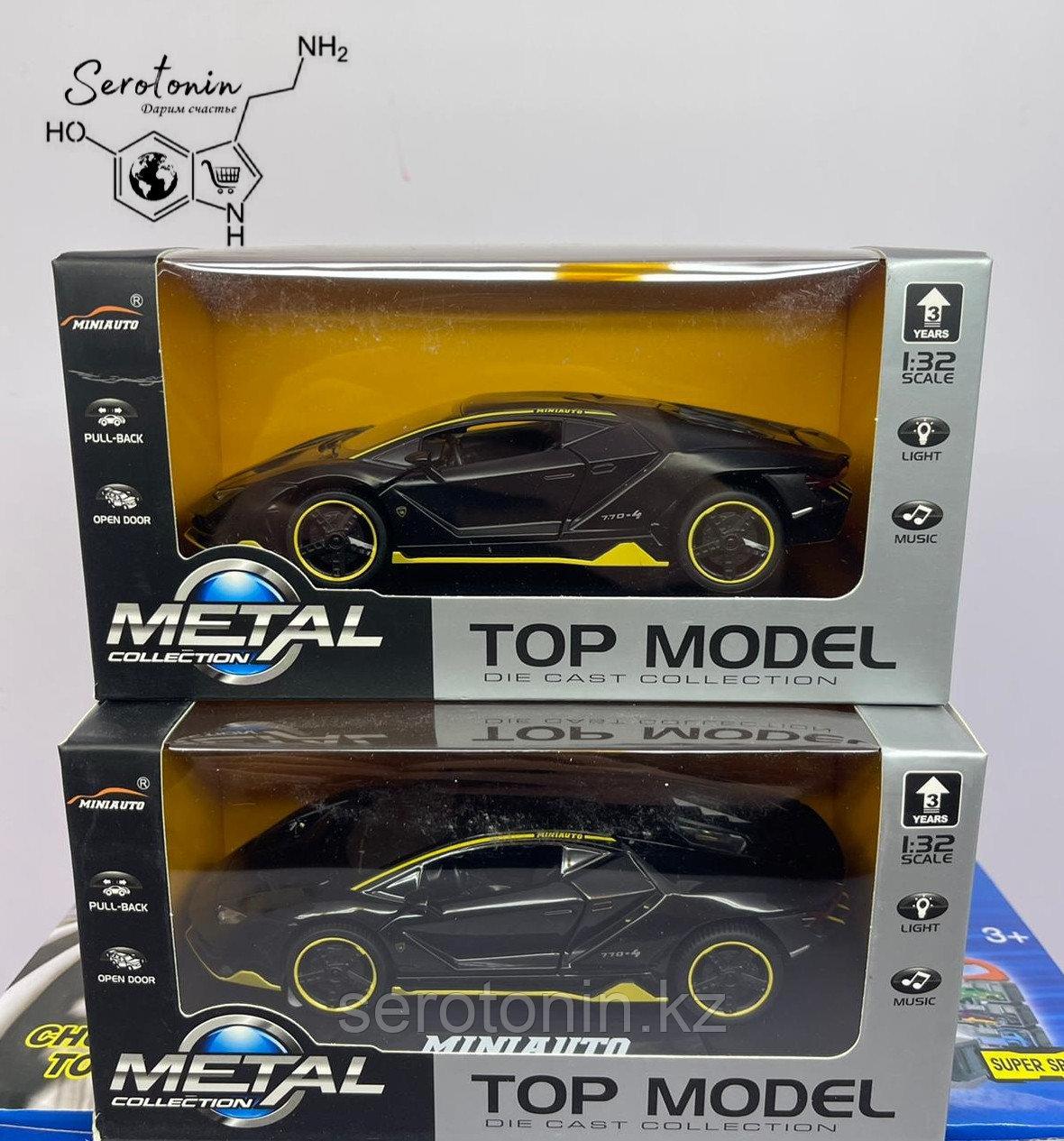 Коллекционные машинки Lamborghini Centenario